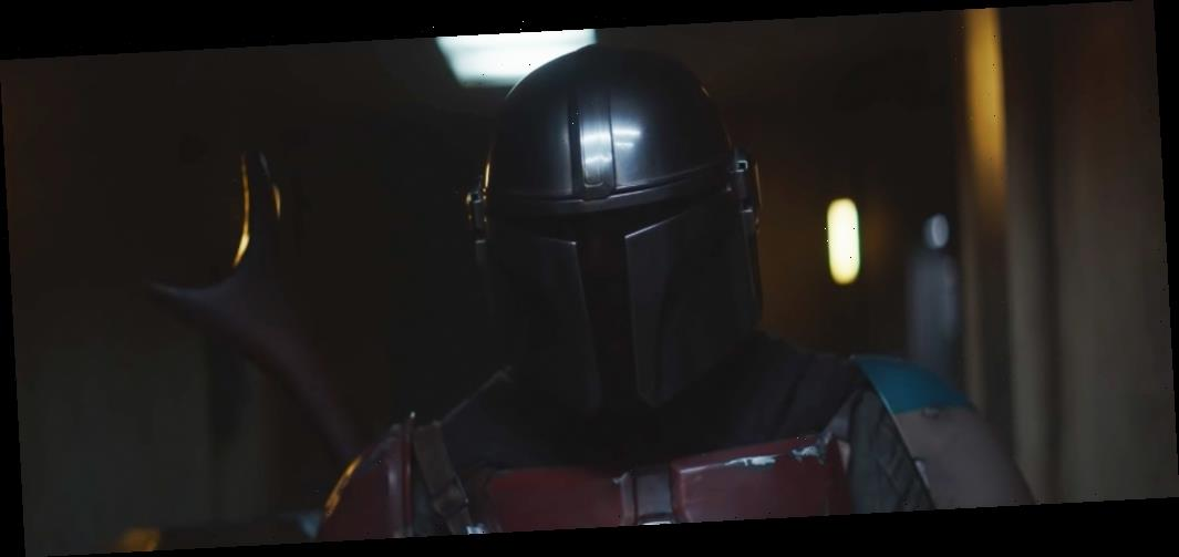 'The Mandalorian' Clip: The Bounty Hunter Doesn't Mind Being Outnumbered
