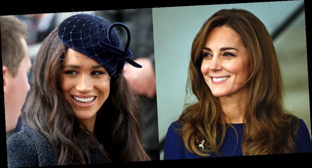 Kate Middleton & Meghan Markle Attend Separate Events with Their Husbands Before Reunting This Weekend!