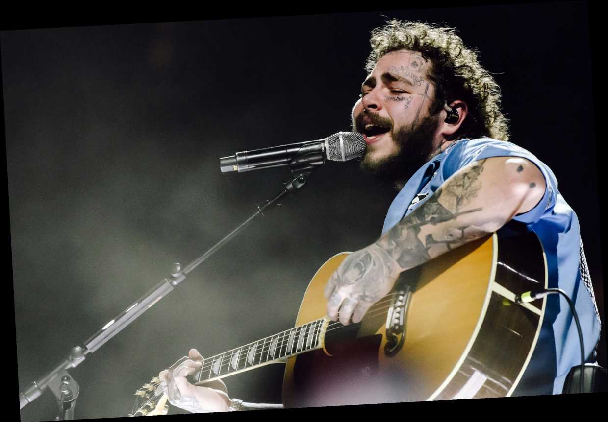 Post Malone Takes Back Top Spot on Artists 500