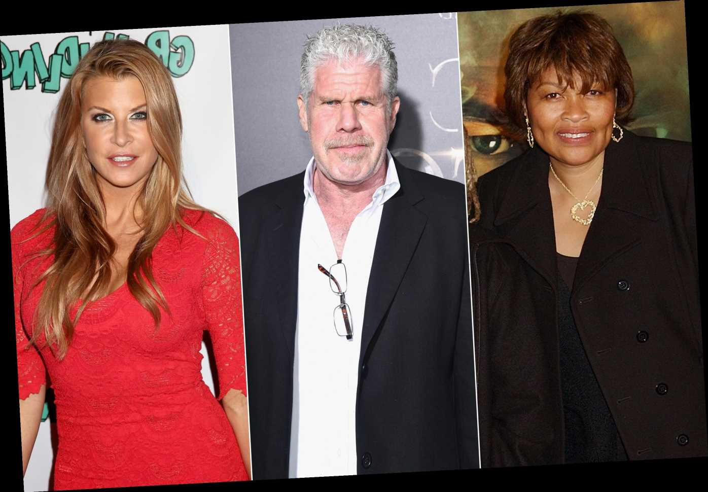 Ron Perlman Separated from His Wife 5 Days Before He Was Spotted Kissing Costar Allison Dunbar