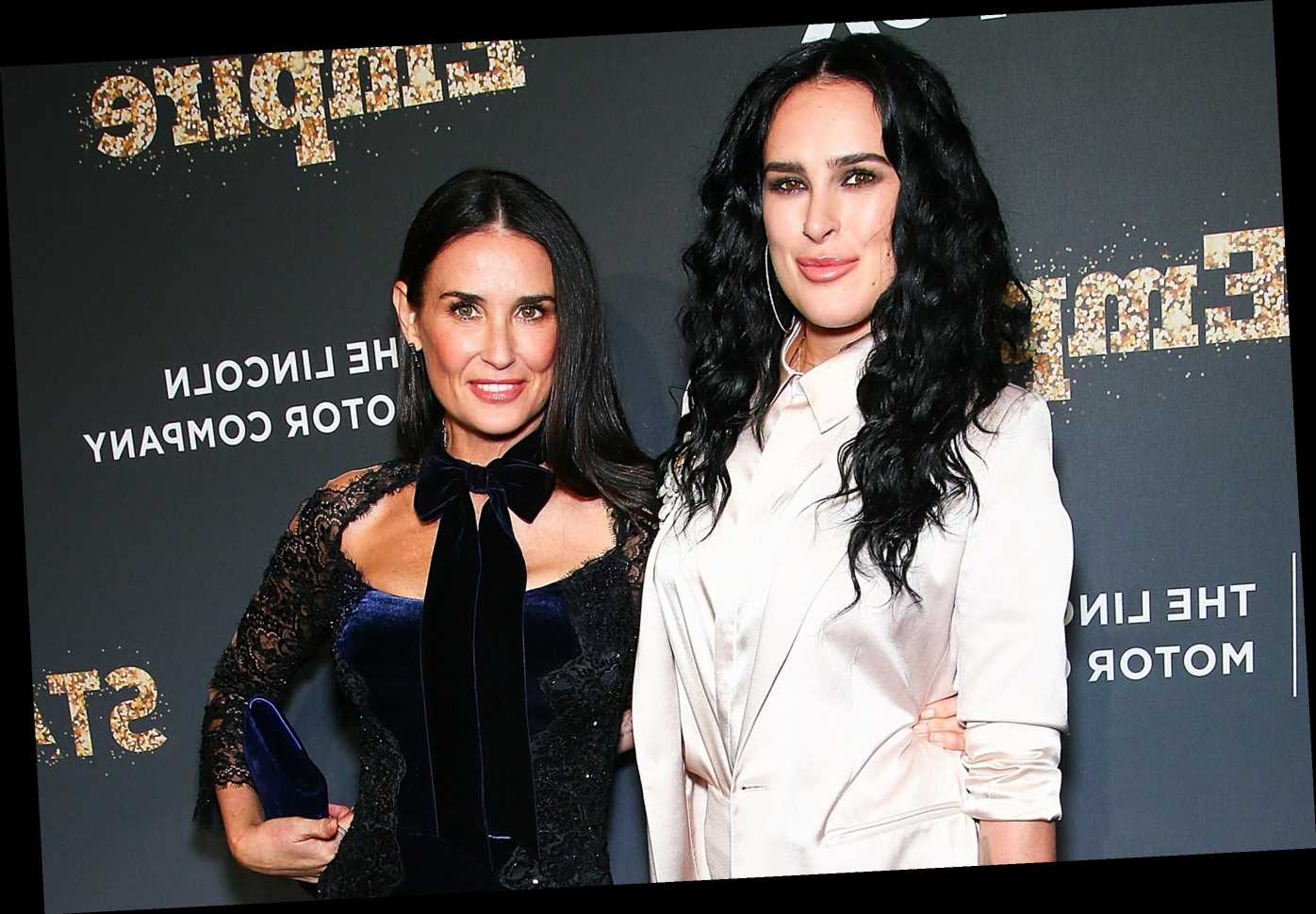 Rumer Willis Says Her Unhealthy Relationship with Alcohol Started After Mom Demi Moore Relapsed