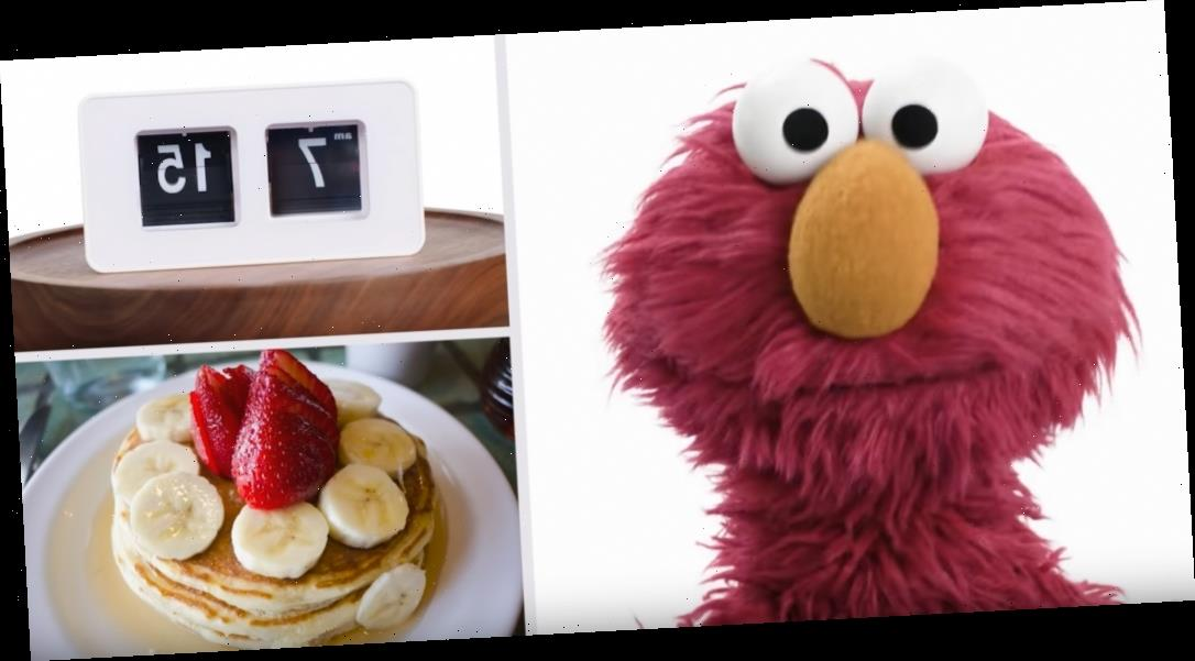 The Morning Watch: Everything Elmo Does in a Day, An Astronaut Reviews Space Scenes in Movies & More