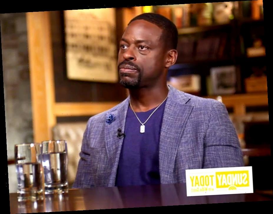Sterling K. Brown Emotionally Recalls Seeing His Dad for the Last Time Before His Death