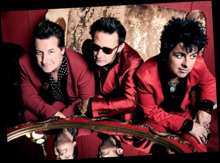 Green Day's 'Father Of All…' Tops Billboard's Mainstream Rock Songs Chart