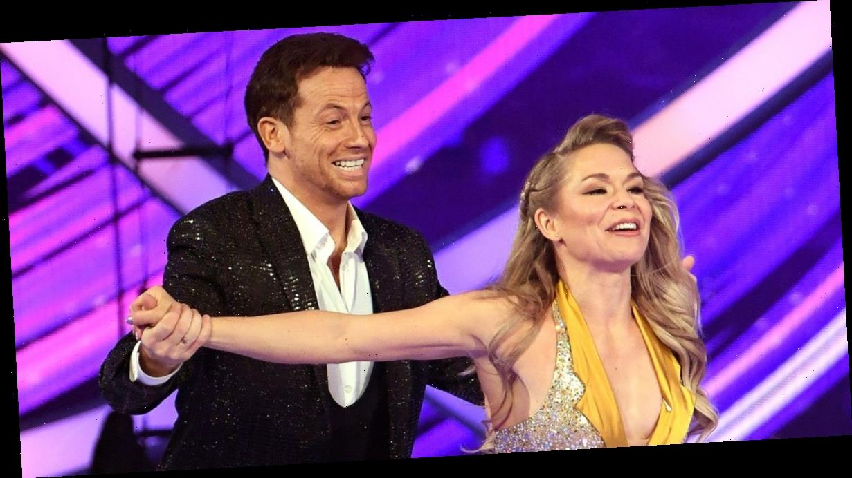 Joe Swash in 'horrible' Dancing On Ice accident as he smashes head