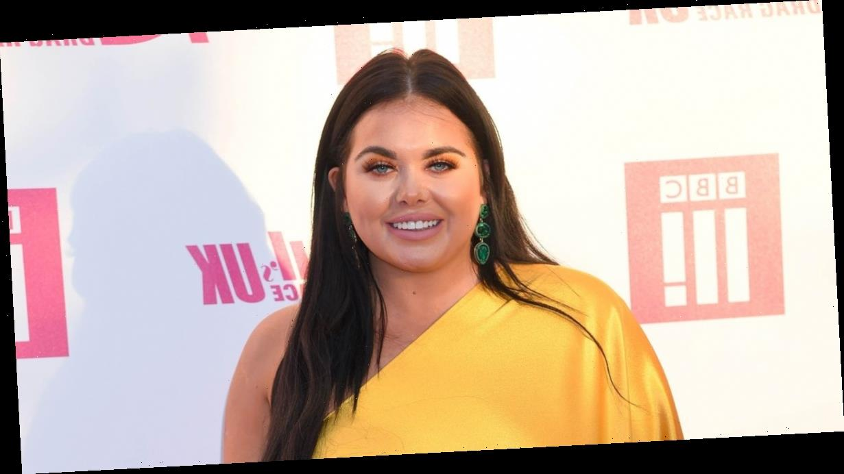 Scarlett Moffatt reveals desire to make 'healthy choices' in 2020 by cutting out booze and junk food