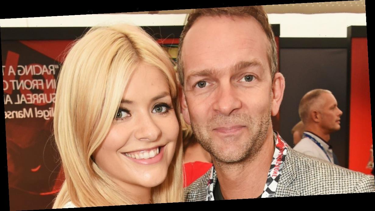 Holly Willoughby thought hubby Dan was a massive d***head when she first met him