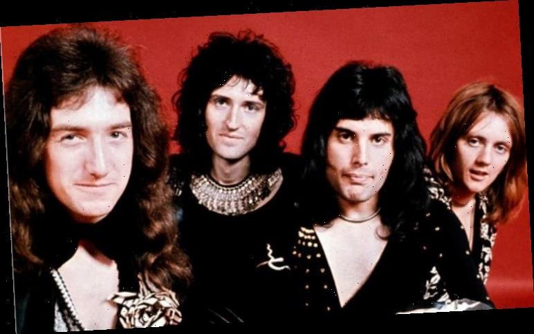 Brian May reveals ORIGINAL Queen line-up with the man CUT from Bohemian Rhapsody
