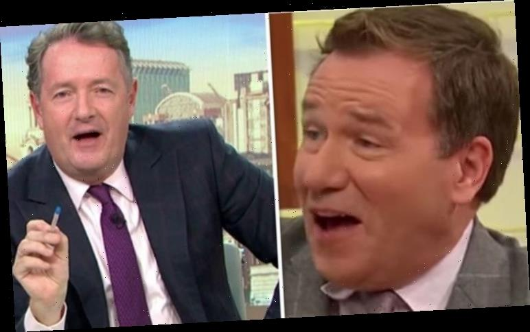 Strictly Come Dancing 2019: Richard Arnold reveals Piers Morgan's secret 'obsession'