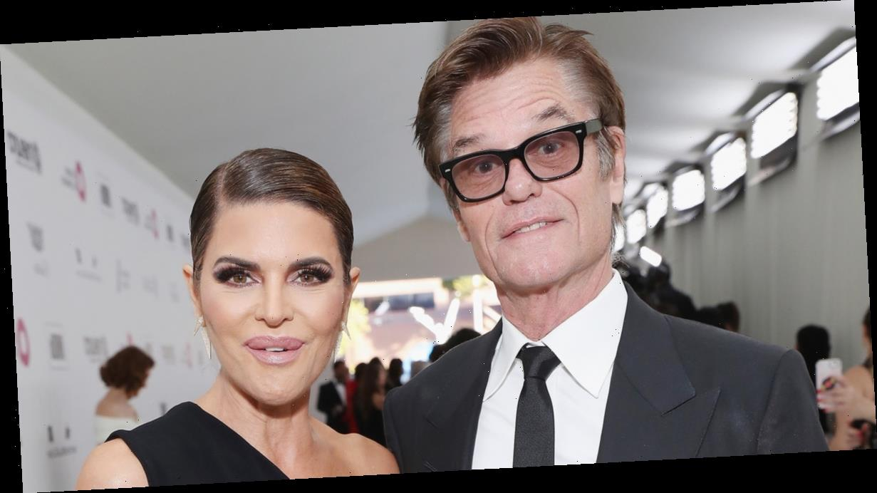 Harry Hamlin Had 'Divorce Lawyer on Speed Dial' When Lisa Rinna Was Pitched RHOBH