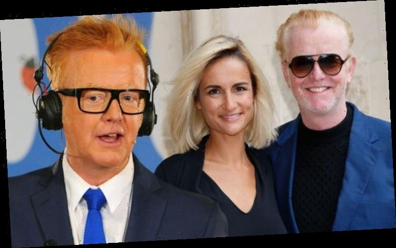 Chris Evans: 'Don't take this the wrong way' Virgin Radio DJ's wife makes New Year's plea
