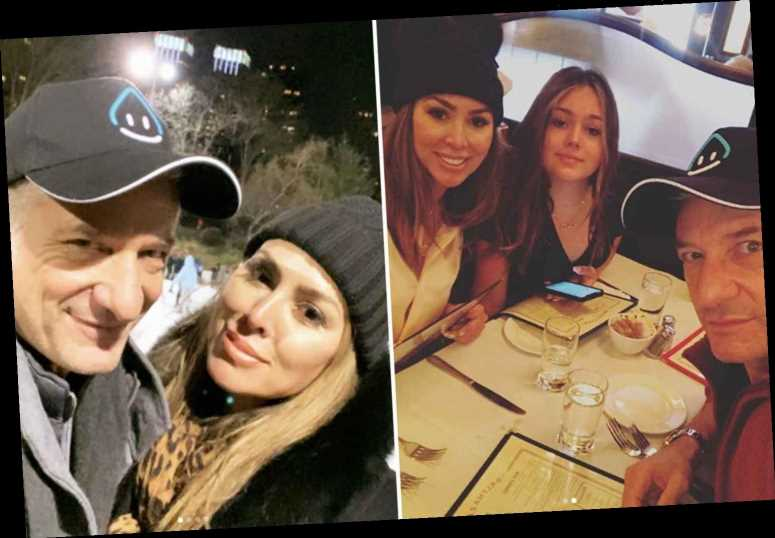 Rick Levanthal finally 'properly met' Kelly Dodd's daughter for Thanksgiving Central Park carriage ride and ice skating – The Sun