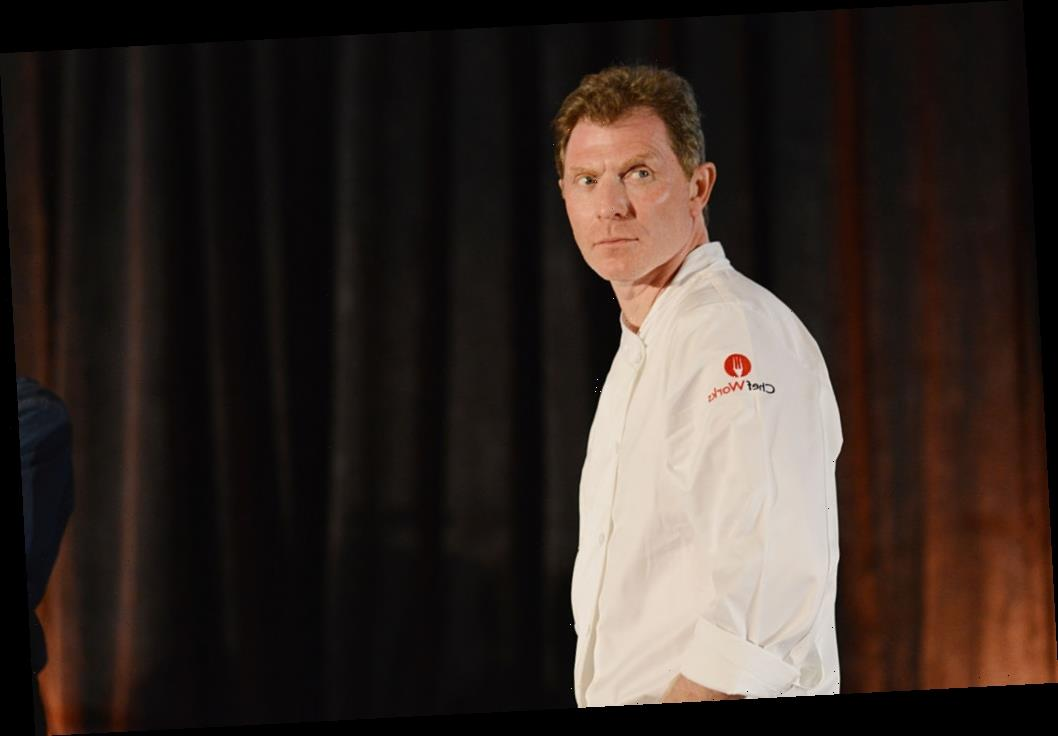 Critics Say Celebrity Chef Bobby Flay Is a Big Jerk Behind the Scenes