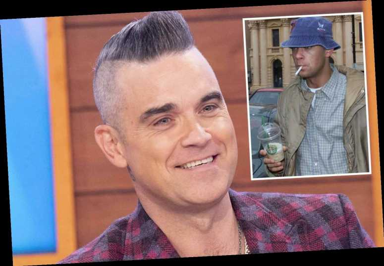 Robbie Williams admits he quit smoking and got healthy because he was terrified of dying early – The Sun