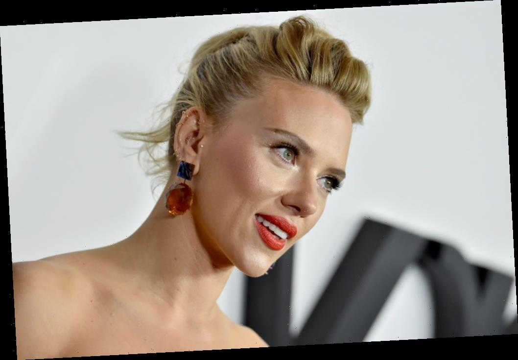 What Scarlett Johansson Says About Single Parenting