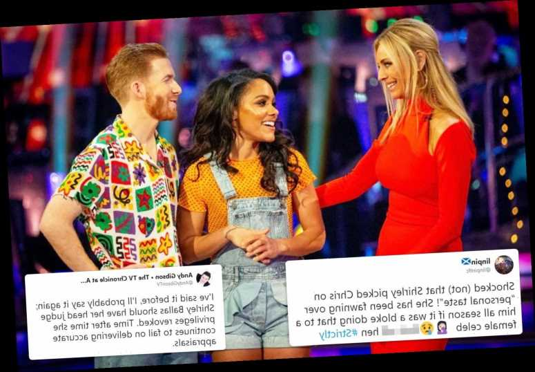 Strictly fans claim Alex Scott exit was 'a fix' as they couldn't vote on 'crashing app' – The Sun