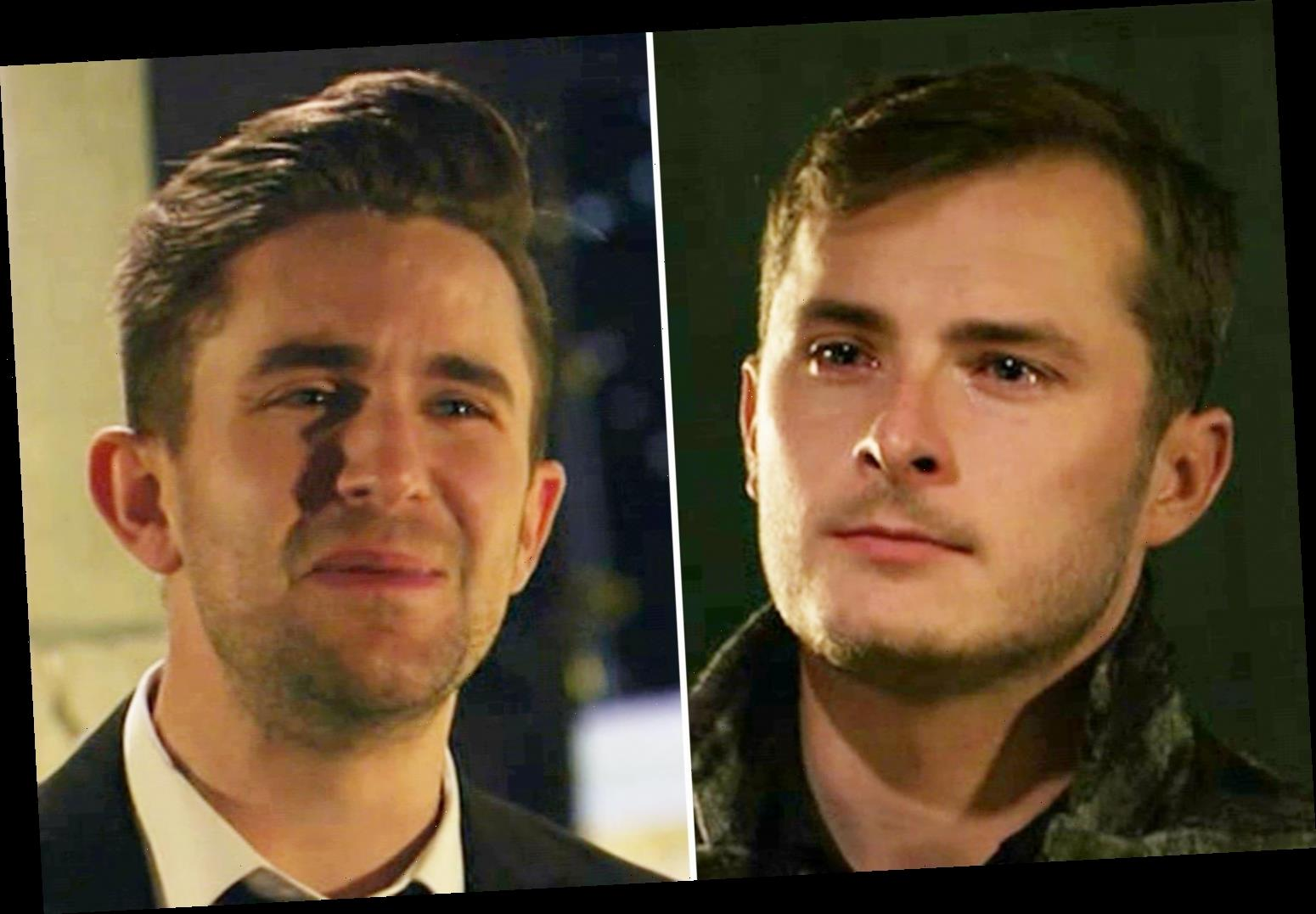 EastEnders fans devastated as Ben brutally dumps Callum and tells him 'I don't love you'