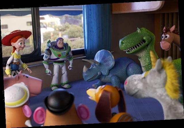 'Toy Story 4' Director Says the Key to the Hit Film Wasn't Woody or Buzz