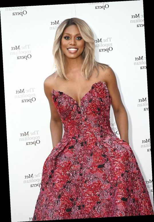 Laverne Cox: 'I'm 47 years old, I probably look better than I ever have in my life'