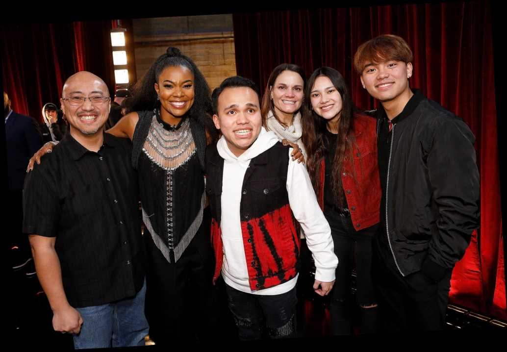 AGT Champ Kodi Lee and His Mom 'Very Surprised' to Learn About Gabrielle Union's Behind-the-Scene Drama Before Firing