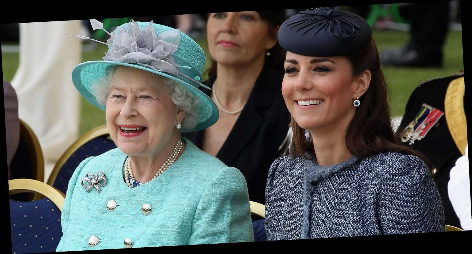 Duchess Kate Receives a New Family-Focused Patronage from the Queen