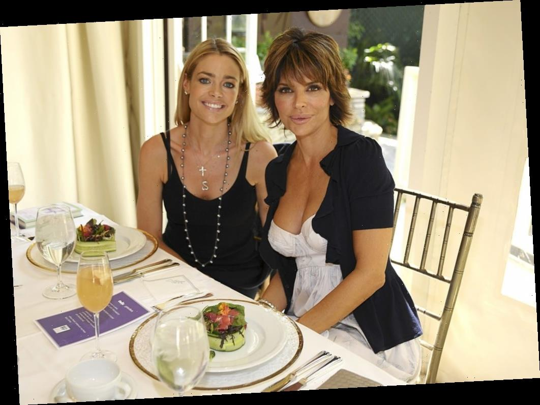 'RHOBH': Lisa Rinna Confirms Denise Richards Skipped Filming Finale, but Is She Throwing Shade?