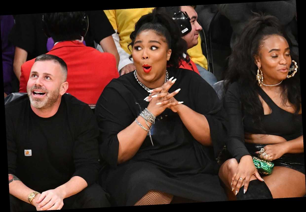 Lizzo Stands by Her Thong-Revealing Outfit at Lakers Game: 'Criticism Has No Effect on Me'