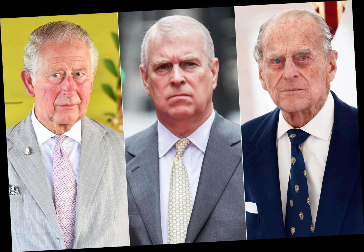 Prince Andrew Drove to Sandringham for Face-to-Face Meeting with Philip and Charles After TV Interview