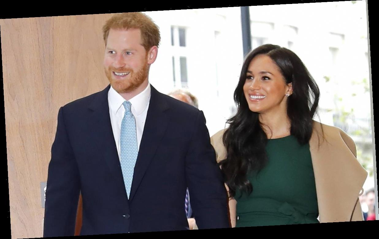 Prince Harry and Meghan Markle highlight the good work of Endeavour Fund in new social media post