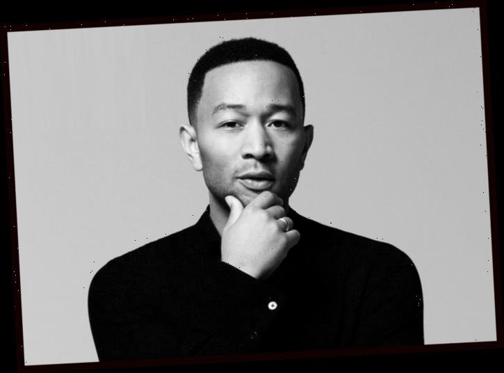John Legend Celebrates 15th Anniversary Of First Major-Label Album 'Get Lifted'