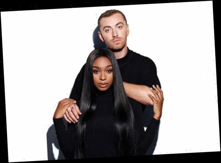 Sam Smith, Normani Perform First Live Duet Of 'Dancing With A Stranger'