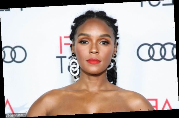 Janelle Monae Makes Internet Baffled by Dyeing Her Armpit Hair Neon – Watch the Clip