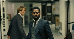 'Tenet' First Trailer: Christopher Nolan Is Back to Bending Time