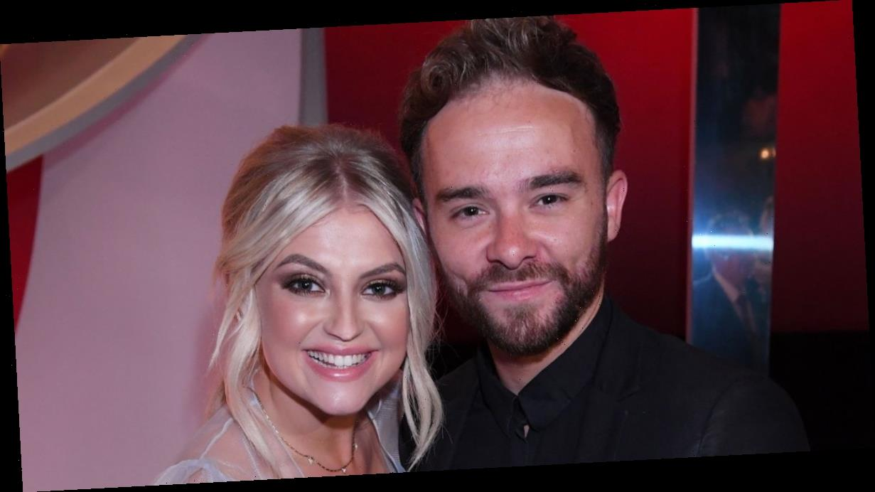 Corrie star Jack P Shepherd tells Lucy Fallon to 'f**k off' in leaving card