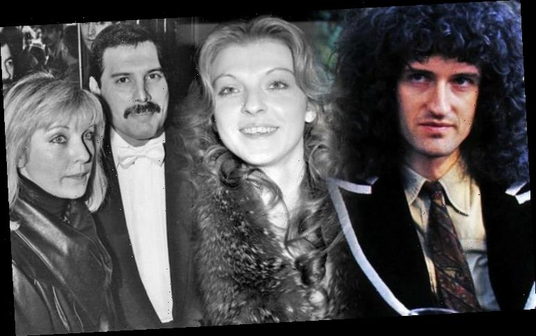 Freddie Mercury: Queen star Brian May reveals all about how they BOTH dated Mary Austin
