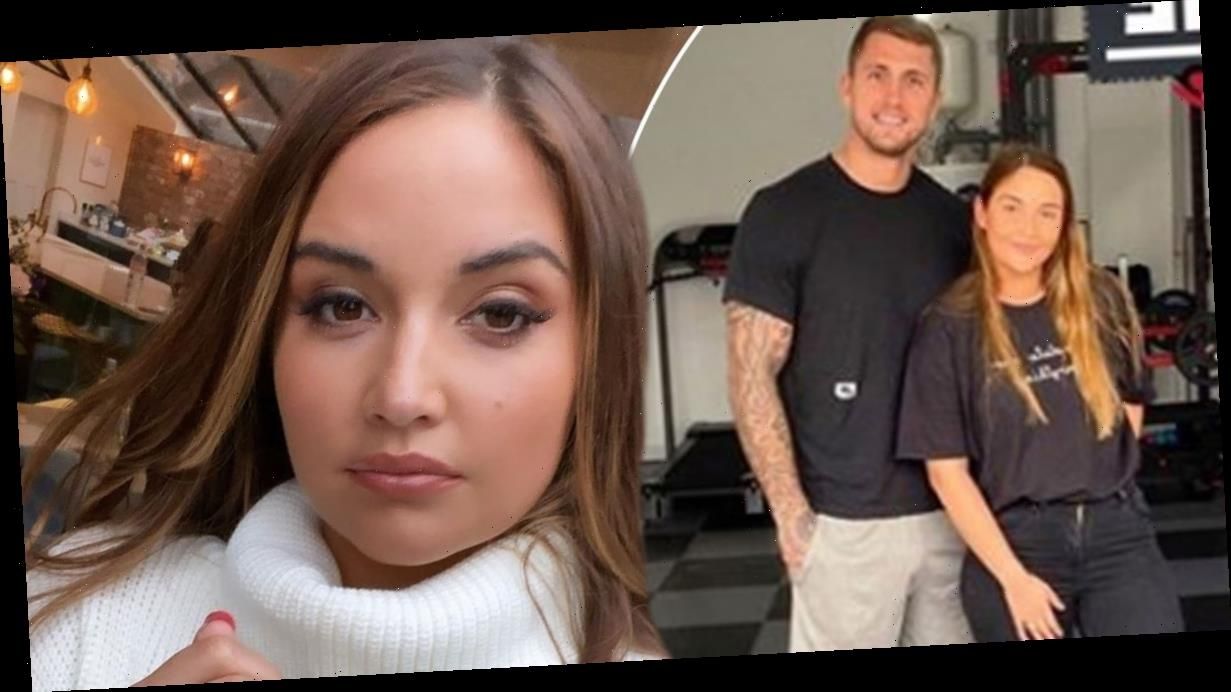 Jacqueline Jossa shows off new home gym after saying she needs to 'stop being such a lazy sloth'
