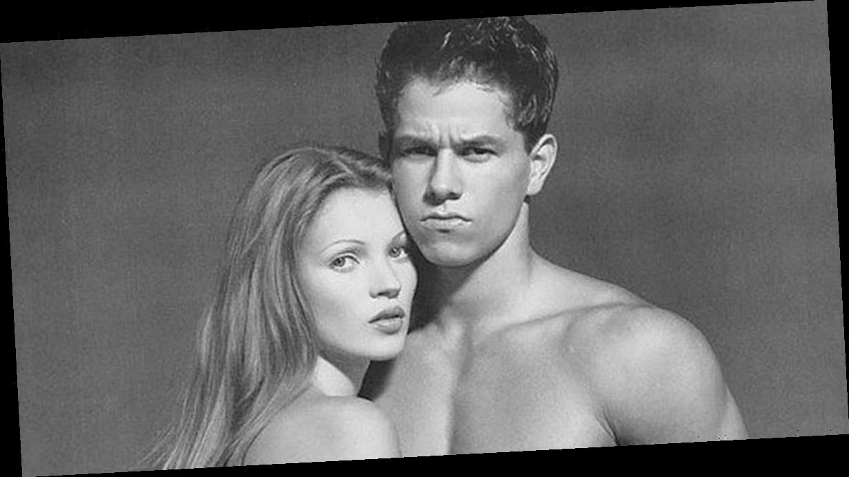 Kate Moss' Calvin Klein feud with 'd***head' Mark Wahlberg who body shamed her
