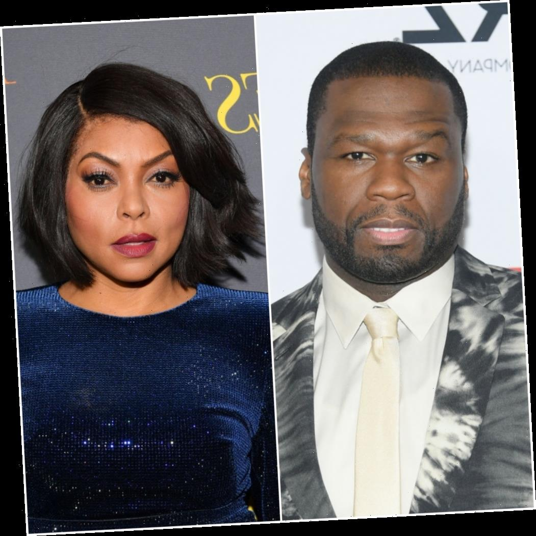 50 Cent Offers a Non-Apology to Taraji P. Henson After Shady Comments
