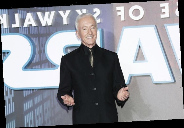 Is 'Star Wars' Actor Anthony Daniels Fed Up With Playing C-3PO?
