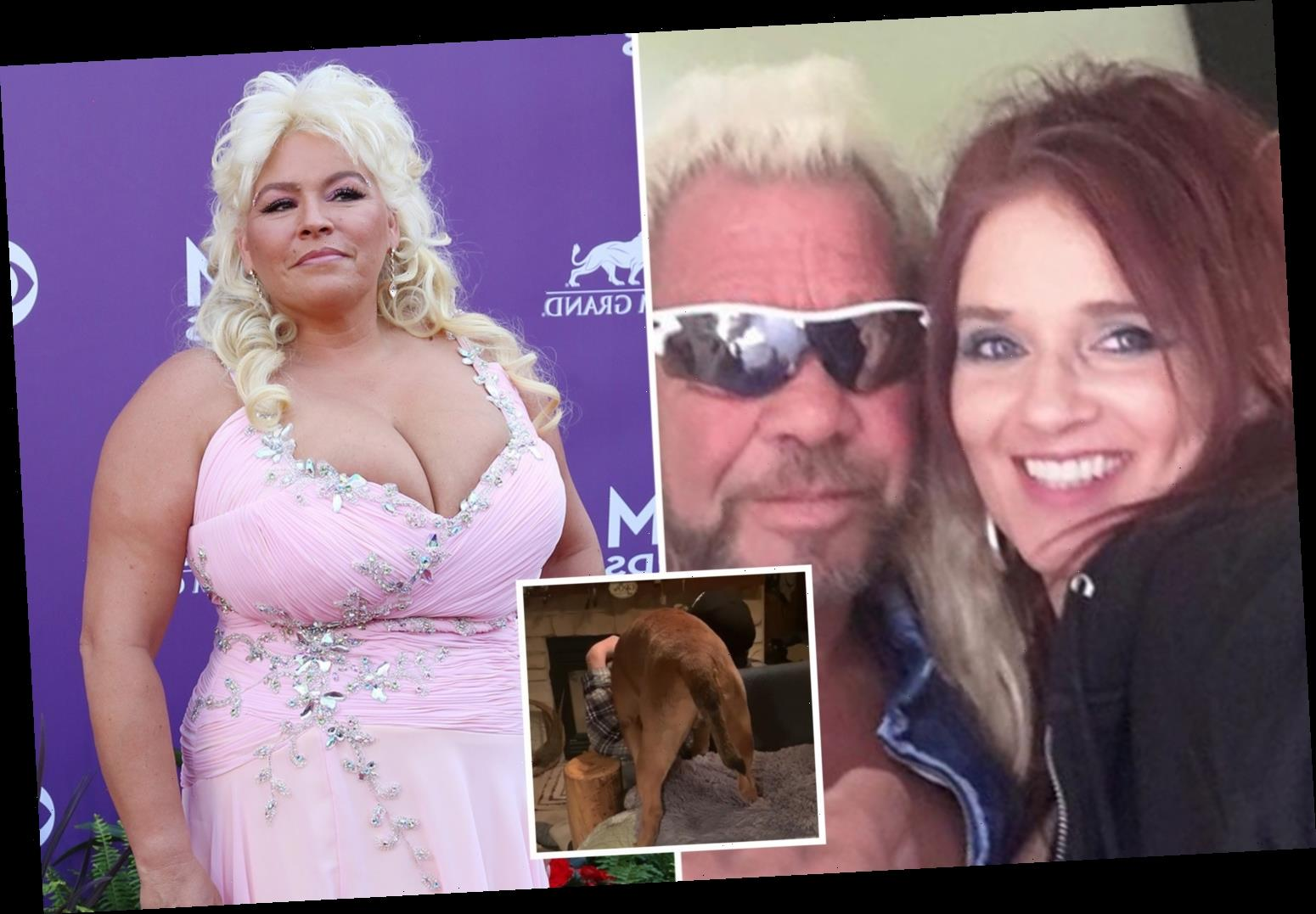 Dog The Bounty Hunter's girlfriend posts video from bed he once shared with late wife Beth, leaving family 'disgusted' – The Sun