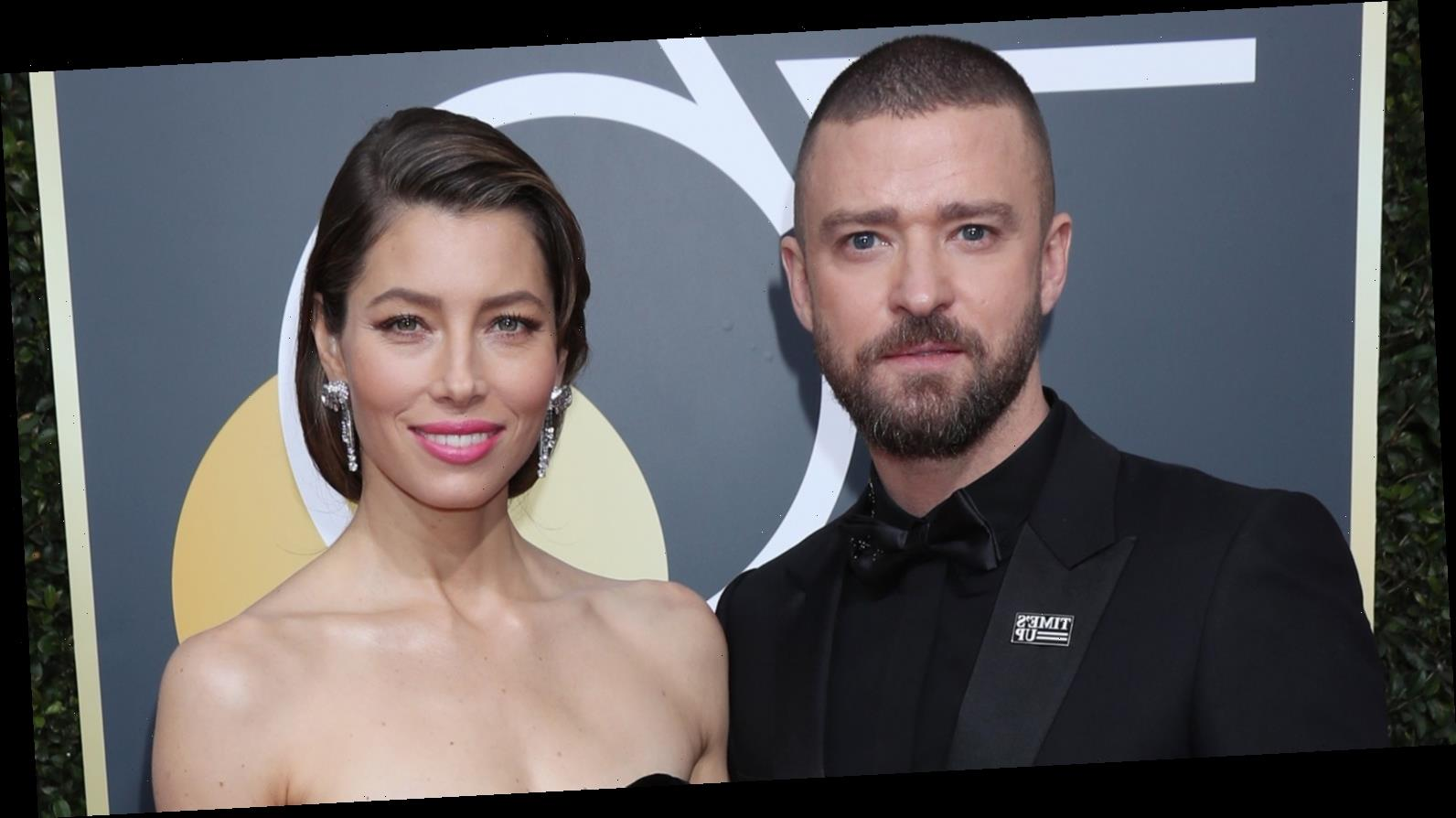 Justin Timberlake and Jessica Biel Link Arms in NYC After PDA Drama