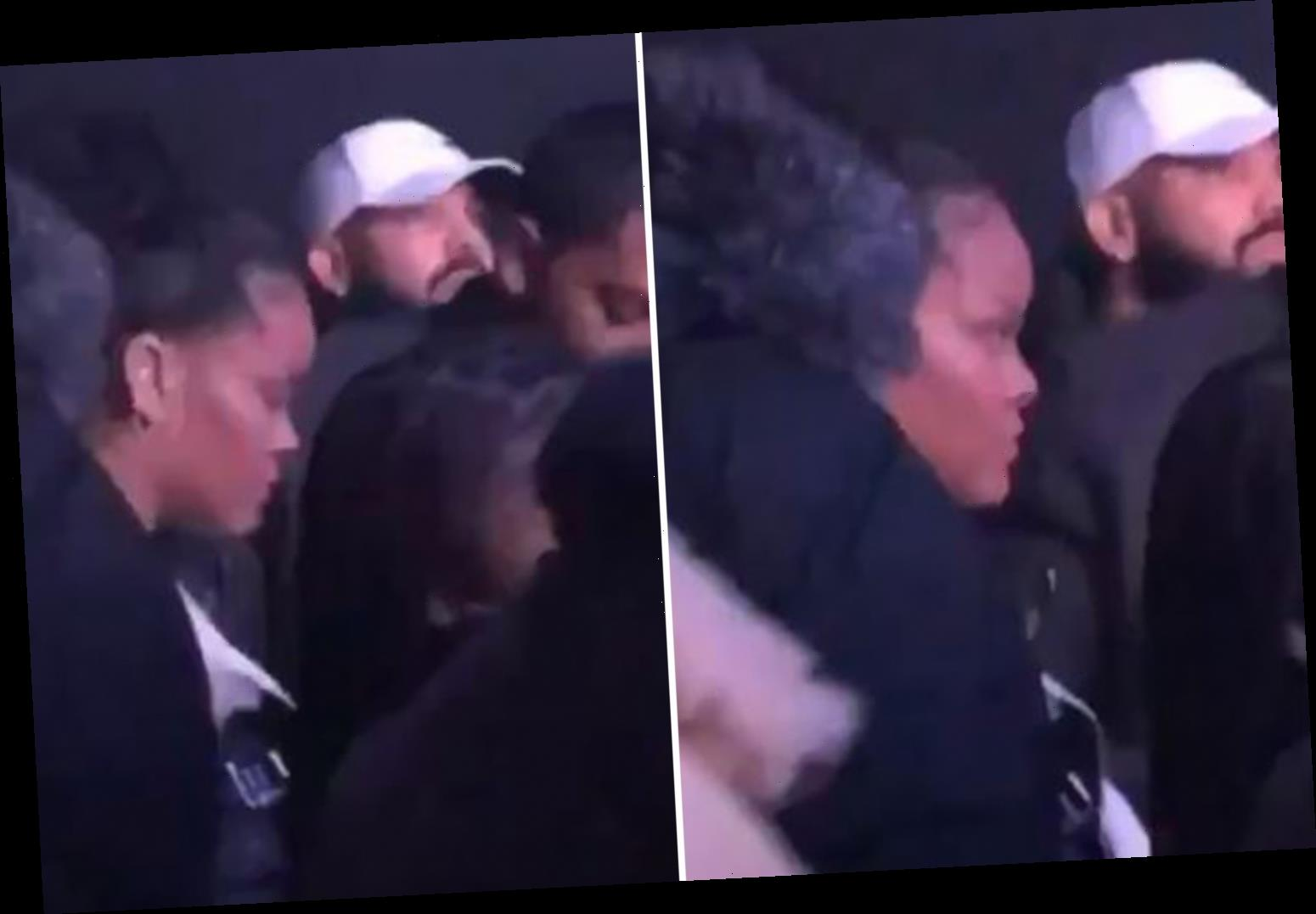Drake parties with ex Rihanna in New York after her split from Hassan Jameel
