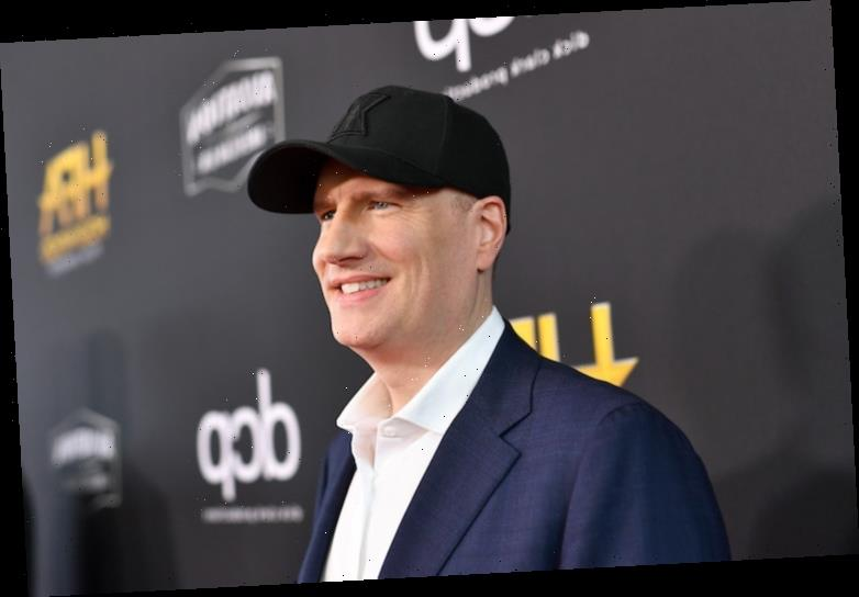 Kevin Feige Says the MCU's First 'Horror Movie' Won't Actually Be That Scary After All