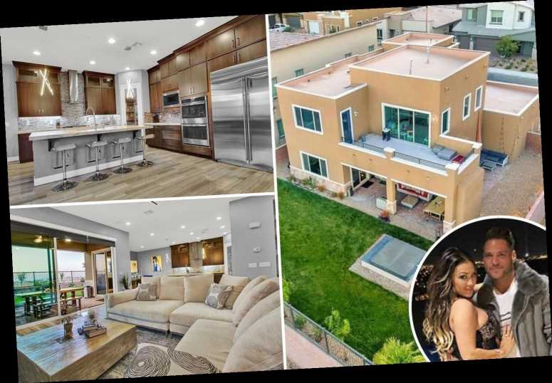 Jersey Shore's Ronnie Ortiz-Magro selling $900k home where baby mama Jen Harley 'stabbed him with eyeliner' – The Sun