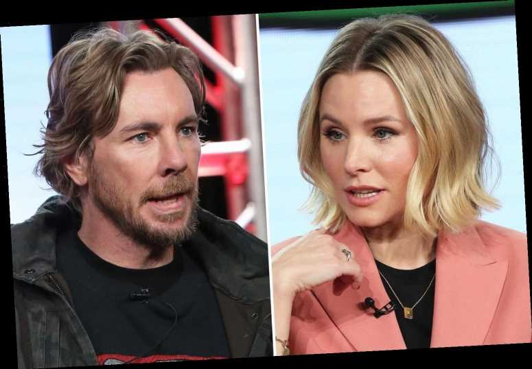 Kristen Bell recalls 'crying' and sleeping in separate bedrooms after 'angry, angry fight' with husband Dax Shepard – The Sun