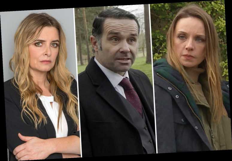 Seven Emmerdale spoilers for next week as Graham Foster meets his grisly end