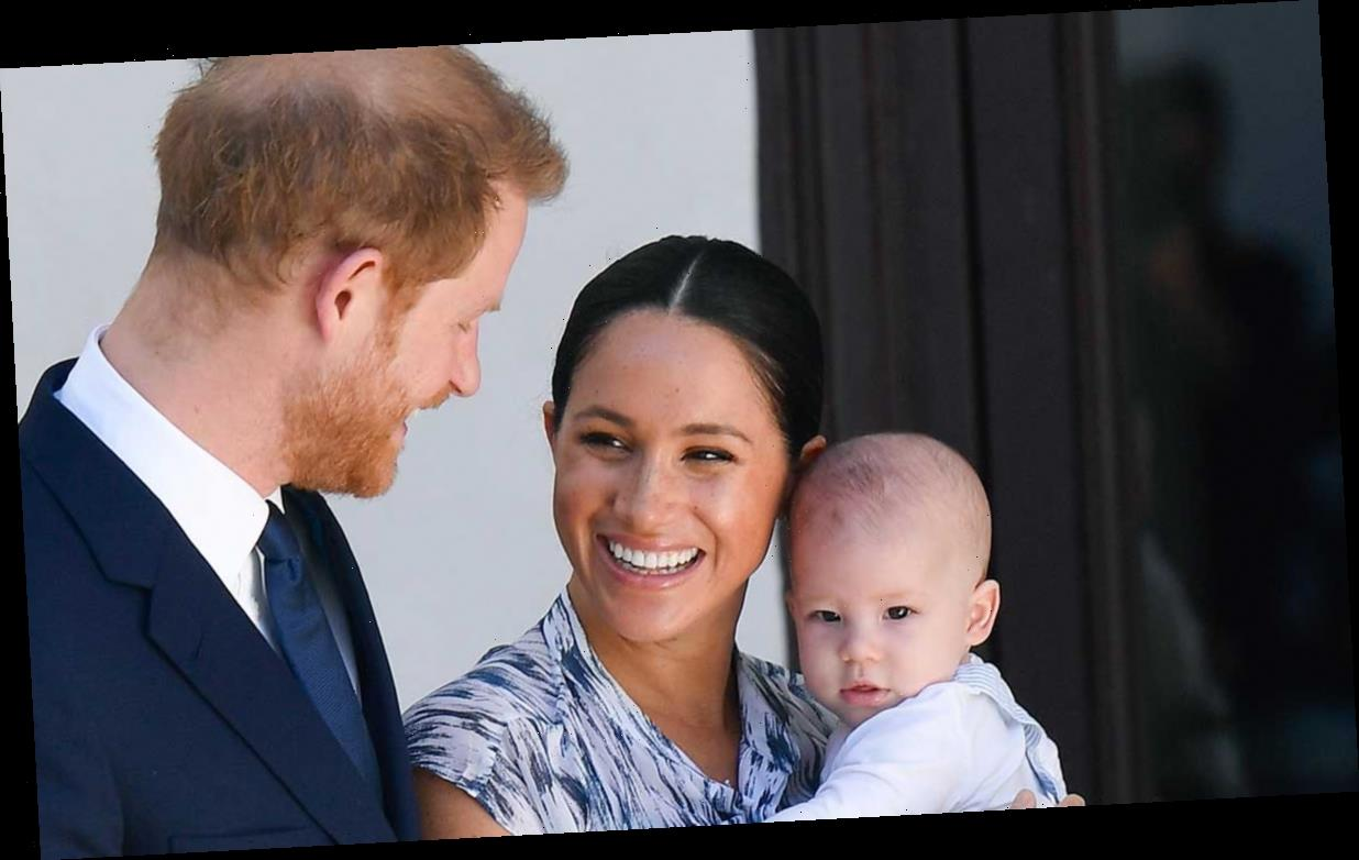 Prince Harry's former nanny Tiggy Pettifer and close friend Mark Dyer named as Archie's godparents
