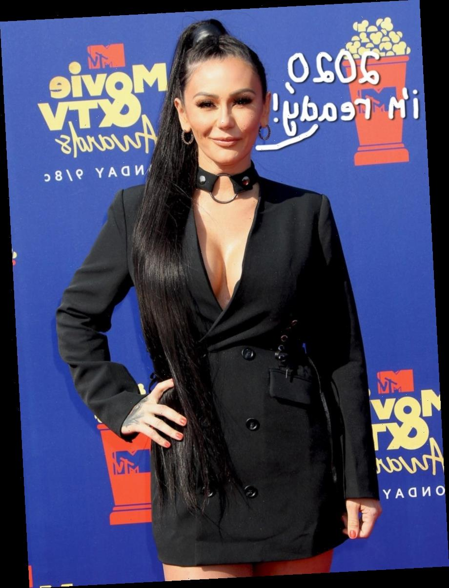 JWoww Says Goodbye To 2019 With An Epic Reflection — 'It Was One For The Books'