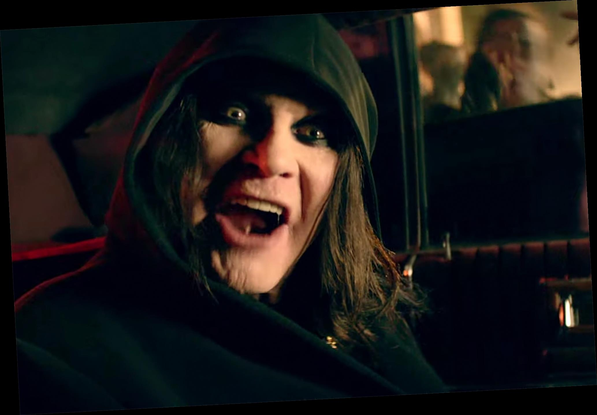 Ozzy Osbourne Leads a Raucous Riot in 'Straight to Hell' Video