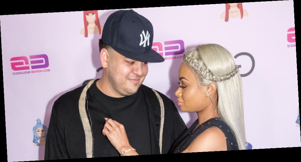 Rob Kardashian Files for Primary Custody of Daughter Dream From Ex Blac Chyna
